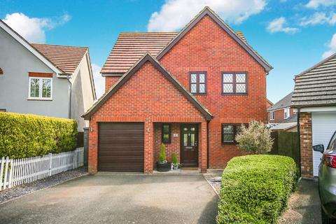 4 bedroom detached house for sale - Primrose Drive, Kingsnorth, Ashford