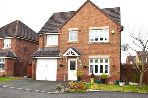 4 bedroom detached house for sale - Charn Terrace, Motherwell