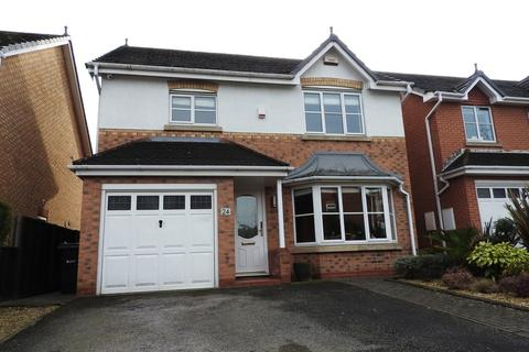 4 bedroom detached house for sale - Knightsbridge Avenue, Kingsmead , Northwich