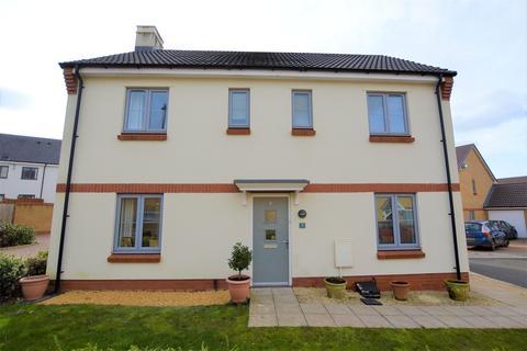 4 bedroom detached house for sale - Sorrel Place, Stoke Gifford, Bristol, BS34