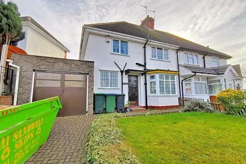3 bedroom semi-detached house for sale - RYDDING LANE, WEST BROMWICH, WEST MIDLANDS, B71 2EU