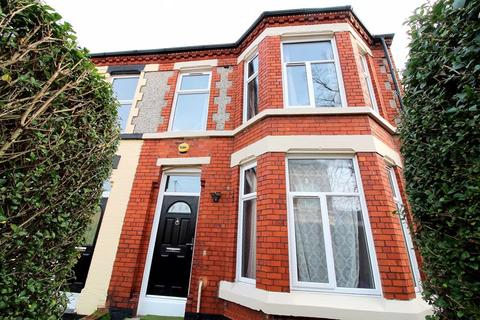 3 bedroom semi-detached house for sale - Balmoral Road, Liverpool