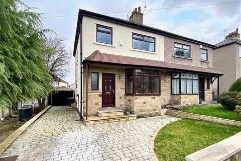 3 bedroom semi-detached house for sale - Parkwood Road, Shipley