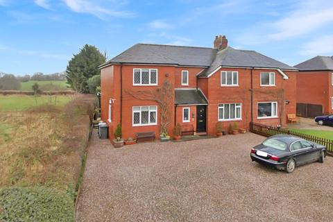 4 bedroom semi-detached house for sale - Wrenbury Frith, Wrenbury, Cheshire