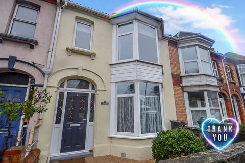 5 bedroom terraced house for sale - GENEROUS LIGHT AND AIRY ACCOMMODATION ARRANGED OVER THREE FLOORS WITH REAR ASPECT VIEWS.