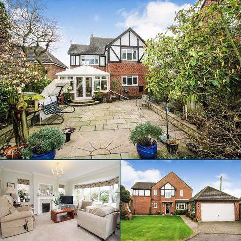 4 bedroom detached house for sale - Woodhall Park, Beverley, East Yorkshire