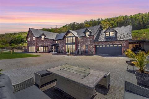 5 bedroom detached house for sale - Coed Y Caerau Lane, Kemeys Inferior, Langstone, Newport
