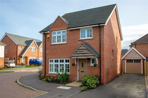 4 bedroom detached house for sale - Rieth  Close, Hinckley