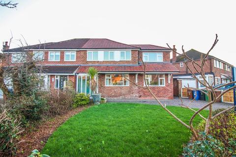 4 bedroom semi-detached house for sale - Elton Drive, Hazel Grove, Stockport, SK7