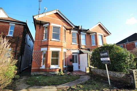 4 bedroom semi-detached house for sale - Fortescue Road, Bournemouth, BH3