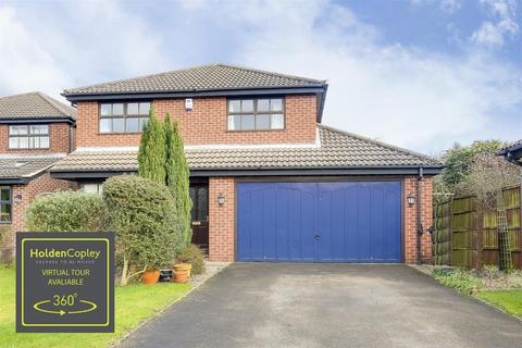 4 bedroom detached house for sale - Winston Close, Mapperley, Nottinghamshire, NG3 5SR