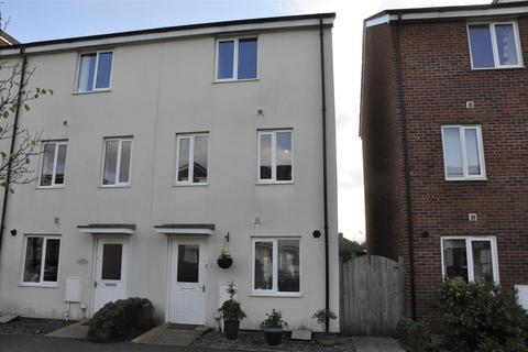 4 bedroom end of terrace house for sale - Pinhoe, Exeter