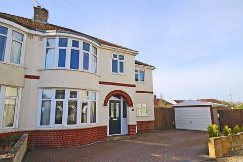 4 bedroom semi-detached house for sale - Okus Road, Charlton Kings, Cheltenham, GL53