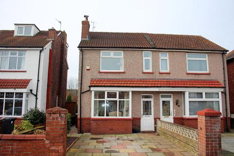 3 bedroom semi-detached house for sale - Palmerston Road, Southport, PR9 7AG
