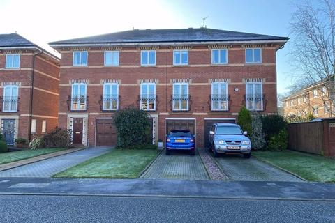 4 bedroom townhouse for sale - Winchester Drive, Macclesfield