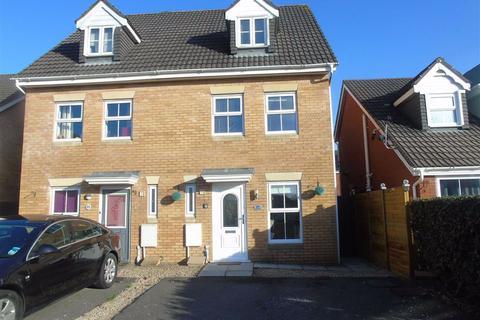 3 bedroom townhouse for sale - Llys Ael Y Bryn, Birchgrove, Swansea