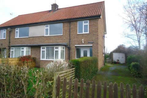 3 bedroom semi-detached house to rent - Rice Lane, Flaxton, York