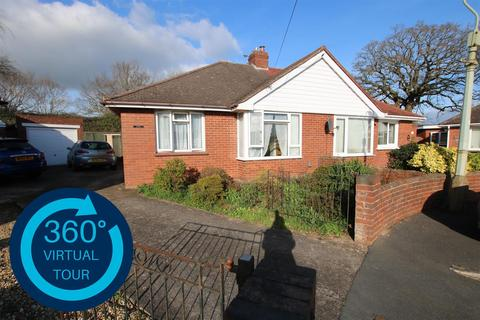 2 bedroom semi-detached bungalow for sale - Woolsery Close, Whipton, Exeter