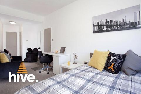 Studio to rent - Ellingham Apartments, 289-291 Chillingham Road, Heaton