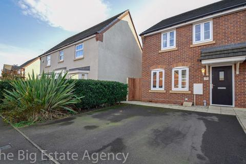 3 bedroom semi-detached house for sale - Ffordd Mccartney, Connah's Quay, Deeside, CH5
