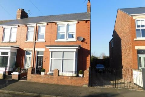 3 bedroom semi-detached house for sale - BARNFIELD ROAD, SPENNYMOOR, SPENNYMOOR DISTRICT