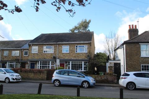 3 bedroom end of terrace house for sale - High Street, Stanwell Village