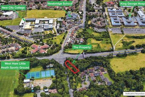 Plot for sale - St. James Gardens, Romford, RM6