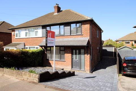 3 bedroom semi-detached house for sale - Charnwood Road, Woodley