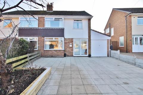3 bedroom semi-detached house for sale - Staveley Avenue, Burscough,