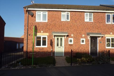 3 bedroom terraced house for sale - Haggerston Road, Blyth Northumberland