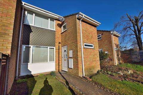 3 bedroom terraced house for sale - IDEAL FIRST HOME! REFITTED bathroom, GROUND FLOOR WC, NO chain!