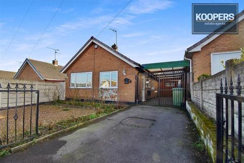 2 bedroom detached bungalow for sale - Corn Close, South Normanton, Alfreton