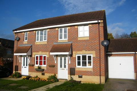 2 bedroom semi-detached house to rent - Attleborough