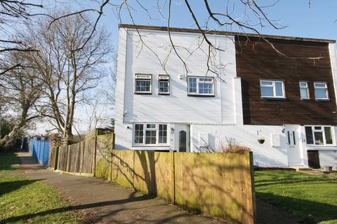 3 bedroom end of terrace house for sale - Beatrice Close, Pinner