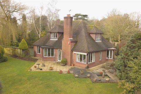 3 bedroom detached house for sale - Bedcroft, Barlaston