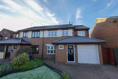 4 bedroom semi-detached house for sale - Leander Drive, Boldon Colliery