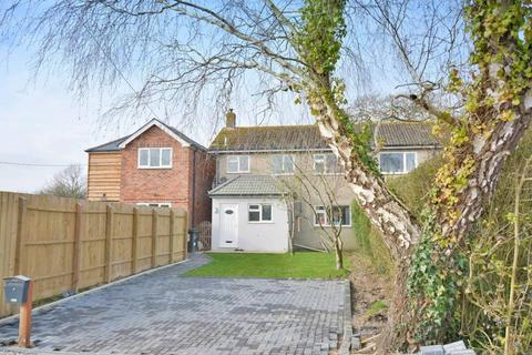 3 bedroom semi-detached house for sale - Policemans Lane, Poole, Upton,  BH16 5ND