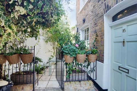 2 bedroom terraced house for sale -  Nelson Place,  London, N1