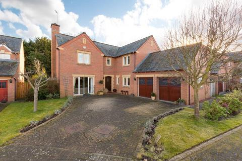 5 bedroom detached house for sale - 22 Newbattle Gardens, Dalkeith, EH22 3DR