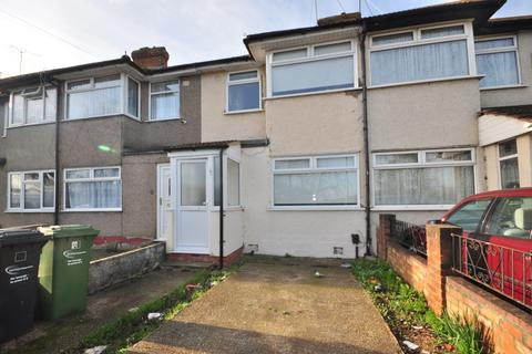 3 bedroom terraced house to rent - Oval Road North, Dagenham RM10
