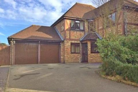 4 bedroom detached house for sale - Cullerne Close, Ewell Village
