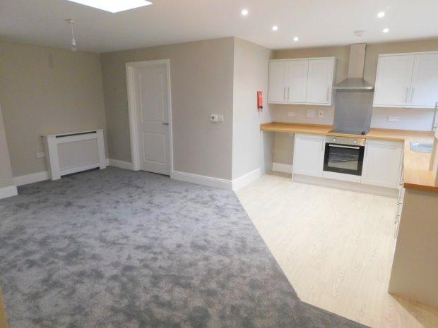 Living /kitchen area