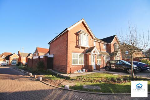 4 bedroom semi-detached house to rent - Hornbeam Close, Leicester, LE2