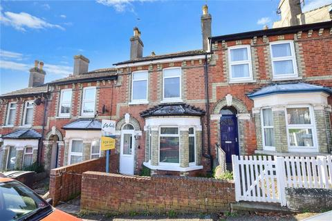 3 bedroom terraced house for sale - Vale View Road, Dover, Kent