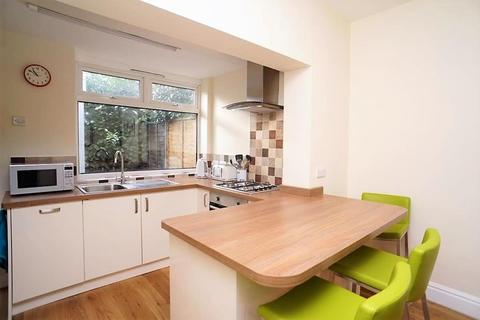 4 bedroom terraced house to rent - 13 Duncan Road, Crookes, Sheffield, S10 1SN