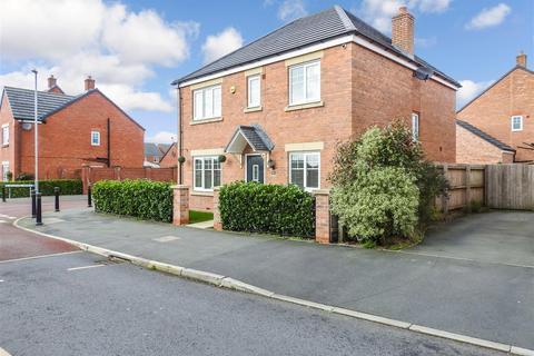 4 bedroom detached house for sale - Brookwood Way, Buckshaw Village