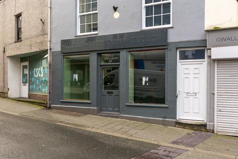Retail property (high street) to rent - Pool Street, Caernarfon, Gwynedd, LL55