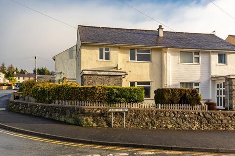 3 bedroom semi-detached house for sale - Stad Ty Hen, Waunfawr, Caernarfon, Gwynedd, LL55