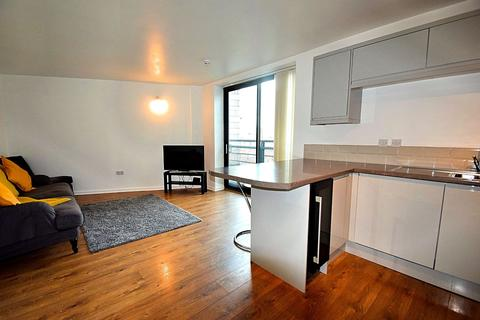 2 bedroom apartment to rent - City Point 2, Salford, M3 6EU