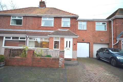 3 bedroom semi-detached house for sale - George Street, Chester Le Street, DH3